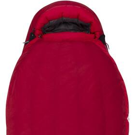 Sea to Summit Alpine AP III Sac de couchage Regular, crimson/fiery red